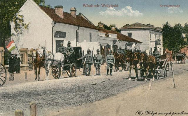 wolodymyr-color-1915-1916.-ulica-kowelska-w-dwudziestoleciu-midzywojennym